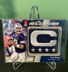 2012 Topps Football NFL Captain Patch Relic Cards Visual Guide 49
