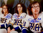 Foil Up with Hanson Brothers Hockey Cards 15