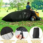 Lawn Tractor Leaf Bag Riding Mower Grass Sweeper Rubbish Waste Bag 54 Cubic Feet