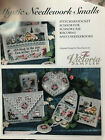 The Victoria Sampler Mystic Needlework Smalls chart  Accessory Pack