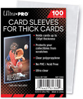 Buying Trading Card Sleeves for Thick Cards 17