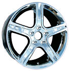 Chrome Plated 5 Spoke 17X7 New wheel for 2001 2005 Lexus IS300