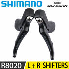 SHIMANO ULTEGRA R8020 Hydraulic Disc Brake DUAL CONTROL LEVER 11 Speed Shifters