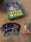 1977 Topps Star Wars Series 5 Near Complete Card Set EX-NM! + RARE BOX+wrappers
