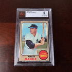 Comprehensive Guide to 1960s Mickey Mantle Cards 232