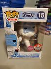 Funko Pop! Myths Bigfoot FLOCKED 2018 Canadian Convention Exclusive Snowy RARE!