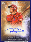 2019 Topps Inception Baseball Cards 24
