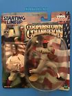 Bob Gibson St. Louis Cardinals Starting Lineup MLB 1999 Cooperstown Collection