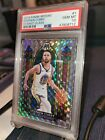 2019-20 Mosaic Steph Stephen Curry Stained Glass PSA 10 Golden State Warriors