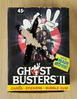 1989 Topps Ghostbusters II Unopened Box 36 Wax Packs Cards & Stickers