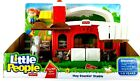 Fisher Price Little People Hay Stackin Stable Barn Horse Sofie Farm Rare Stock
