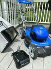 Kobalt 80v 21 Self Propel Brushless Lawn Mower Bundle Charger Mower Bag