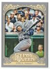 2012 Topps Gypsy Queen Variation Short Prints Checklist and Visual Guide 69