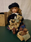 The Boyds Collection, Yesterday's Child Limited Edition Doll, 4948 Samantha