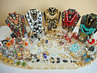 Huge 312 Pc Lot VtgNow CostumeJewelry ALL WEARABLE ManySigned Rhinestones 13+Lb