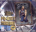 1996-97 TOPPS FINEST BASKETBALL SERIES 2 FACTORY SEALED 20 PACK BOX