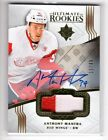 2016-17 Upper Deck Ultimate Collection Hockey Cards 10
