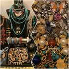 huge vintage to now jewelry lot Wearable 42 Lbs