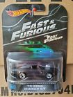 Hot Wheels 70 DODGE CHARGER R T BLACK FAST AND FURIOUS RETRO ENTERTAINMENT