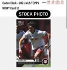 2021 Topps Now MLS Soccer Cards Checklist 22