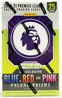 2020-21 Panini Prizm Premier League EPL Soccer Cereal Box