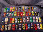 Mixed Lot of FIFTY 50 Vintage Diecast Toy Cars Trucks Vans 1 64 UNBRANDED