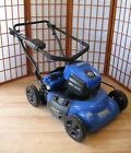KOBALT 40V 19 Deck Width Electric Mower KM4040 06 w Lithium Ion Charger Manual