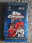 2018-19 Topps Chrome UEFA Champions League Factory Sealed Hobby Box D2B