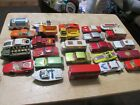 Vintage 1970s 1980s Matchbox Superfast Lot of 26 played with condition