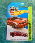 Hot Wheels Super treasure hunt 2013 Chevy Camaro Special Edition