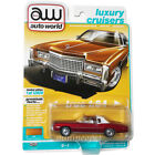 AUTOWORLD AWSP070 A 1975 CADILLAC ELDORADO 1 64 DIECAST MODEL CAR RED Chase