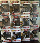 COMPLETE Apex Legends Funko Pop Lot with Transparent Wraith, and Other Exclusive