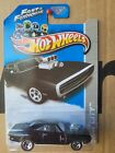 Hot Wheels 2013 70 DODGE CHARGER R T BLACK FAST AND THE FURIOUS