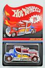 Hot Wheels RLC Convoy Custom New on Card with Protector Case