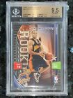 🔥2009-10 Stephen Curry PANINI ADRENALYN XL ROOKIE CARD RC 67 BGS 9.5 PSA💎HOT🔥
