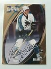 2002-03 Teemu Selanne In The Game Signature Hard Signed Autograph Auto