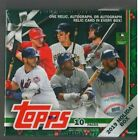 2019 Topps Baseball Holiday Box Tatis, Guerrero, Alonso, Eloy SEALED BOX