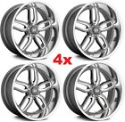 22 US MAGS C TEN C10 WHEELS RIMS STAGGERED RACELINE INTRO