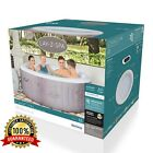 Lay Z Spa Cancun 2 4 Person  Lazy Spa Hot Tub UK Edition +LED Light
