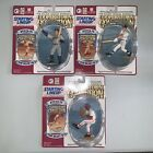 1995 Starting Lineup Cooperstown Collection Lot (3) Babe Ruth + Gibson Mathews