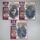 1995 Starting Lineup Cooperstown Collection Lot (3) Drysdale Gibson Ford