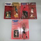 Starting Lineup Alonzo Mourning Lot of 3 1994 1997 1998