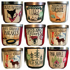 Bath and Body Works Three Wick Scented Candles Camp Camp Winter Version