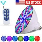 Swimming Pool Light RGB LED Bulb Underwater Remote Control Color Lamp Decor