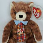 Ty Beanie Babies Pappa 2004 the Bear Retired *MINT* Fathers Day #1 Dad Plush Toy