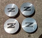 1984 1986 Nissan 300ZX Z31 OEM 15 Alloy Wheels with Center Caps See Photos