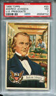 1956 Topps US Presidents Trading Cards 7