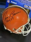Jim Brown Football Cards, Rookie Cards and Autographed Memorabilia Guide 37