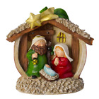 75 In Christmas Tabletop ChildrenS First Nativity Scene Decoration