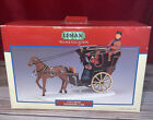 Lemax Village Collection 2000 Poly-Resin Hansom Cab Item # 03329